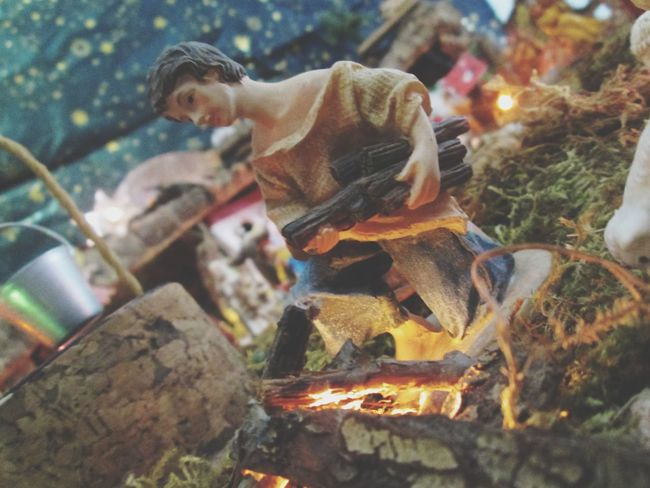RePicture Growth il mio presepe . Natale #christmas Natal2015
