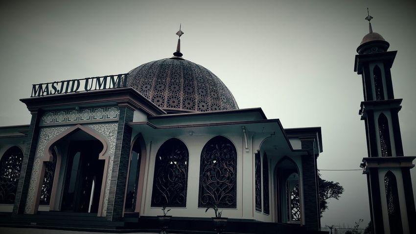Masjid Ummi Mosque Moslem Islam Solokselatan Westsumatera INDONESIA EyeEm Indonesia