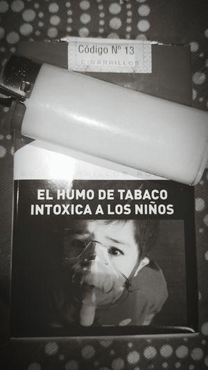Tabaco ProhibidoFumar