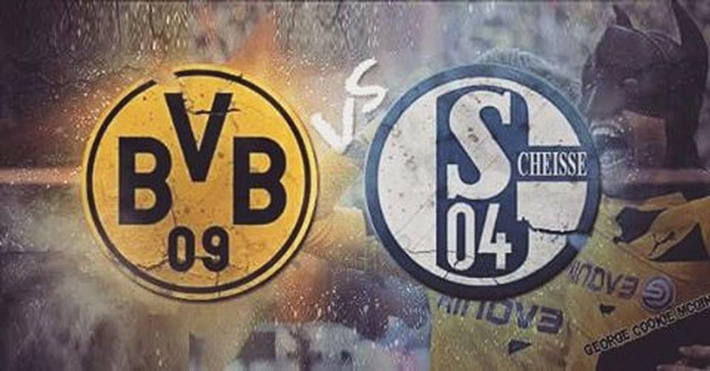 Bvb09 BvB Borussiadortmund Derby Bvbvss04 Derbysiegerbvb Dortmund Ruhrpott Ruhrgebiet DFB Fussballbundesliga Bundesliga