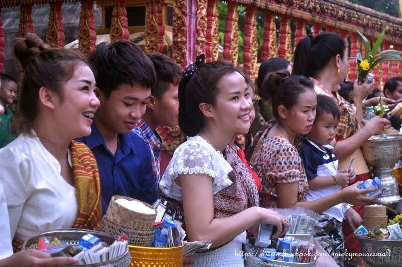 believe World Culture Travel Photography Philanthropy Believe Laos City Men Smiling Togetherness Friendship Crowd Party - Social Event Group Of People Young Women Enjoyment Festival Visiting