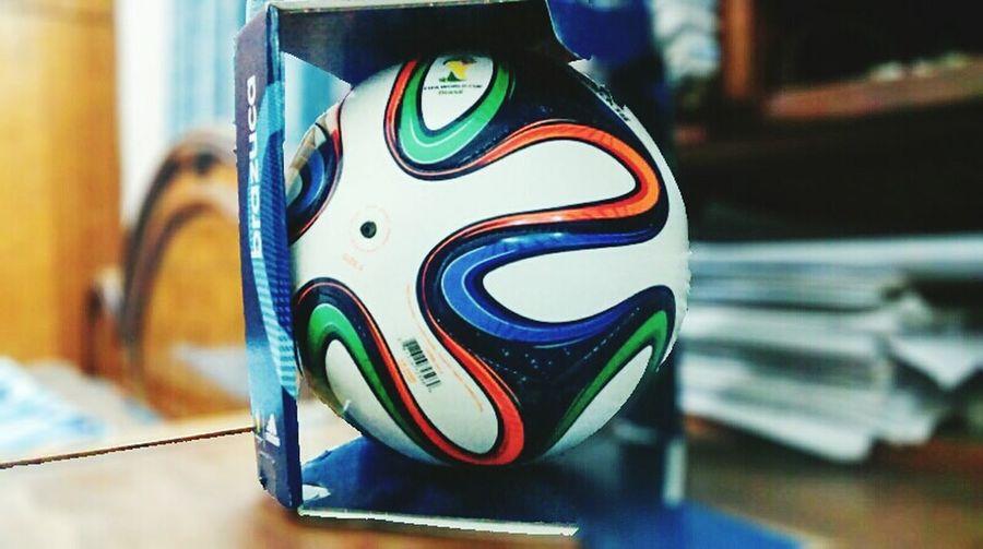 Official Match Ball!!!!! Brazuca
