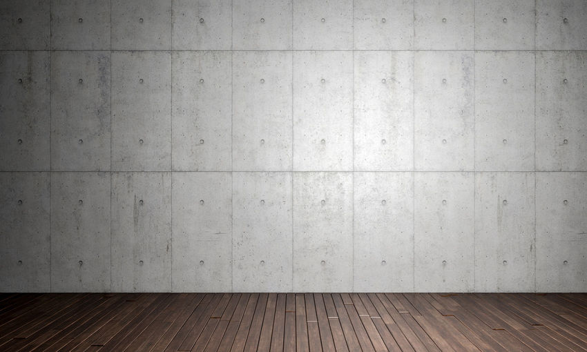 Wall Cement Concrete Background Texture Wood Parquet Pattern Gray Abstract Rough Textured  Grunge Dirty Stone Floor Structure Architecture Old Construction Material Design Wallpaper Empty Concrete Wall Building Exterior Space Urban Modern Interior 3D 3d-rendering Render Tile