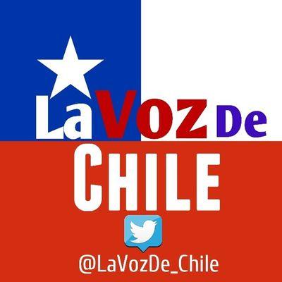 LaVozDeChile Siganme en Twitter @LaVozDe_Chile
