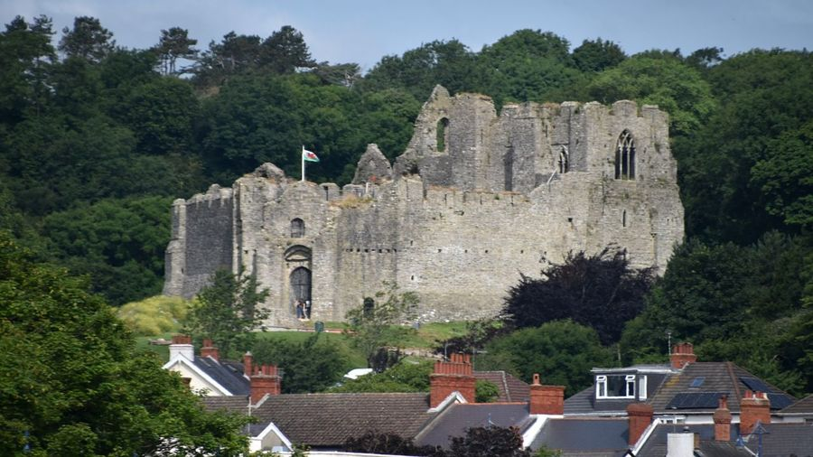 Taking Photos Architecture Castle Swansea Bay Nikon D5500