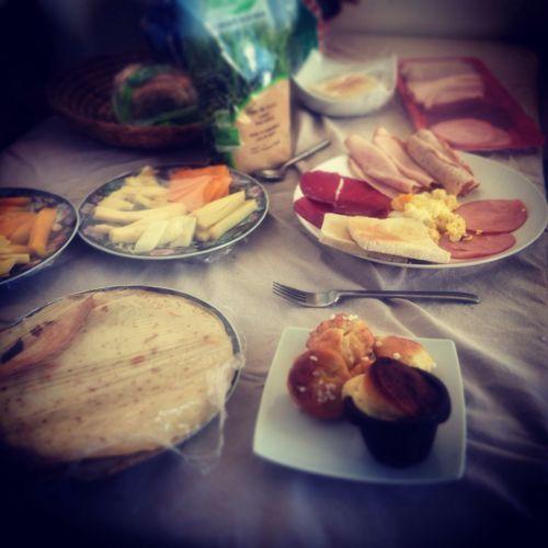 Brunch Petit Dejeuner Miam! Miam
