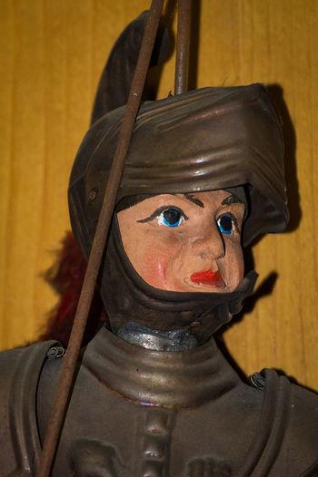 Close-up Handmade Indoors  No People Orlando Portrait Pupo Siciliano Puppet