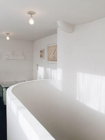 Weißenhofsiedlung Stuttgart Pure Corbusier Lecorbusier Minimal White Modernism Modern Indoors  Home Interior Home Showcase Interior White Color No People Architecture Modern