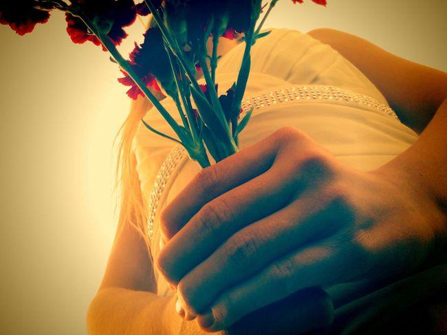 Up-bringings My Little Sister  Flower Flowers Dress