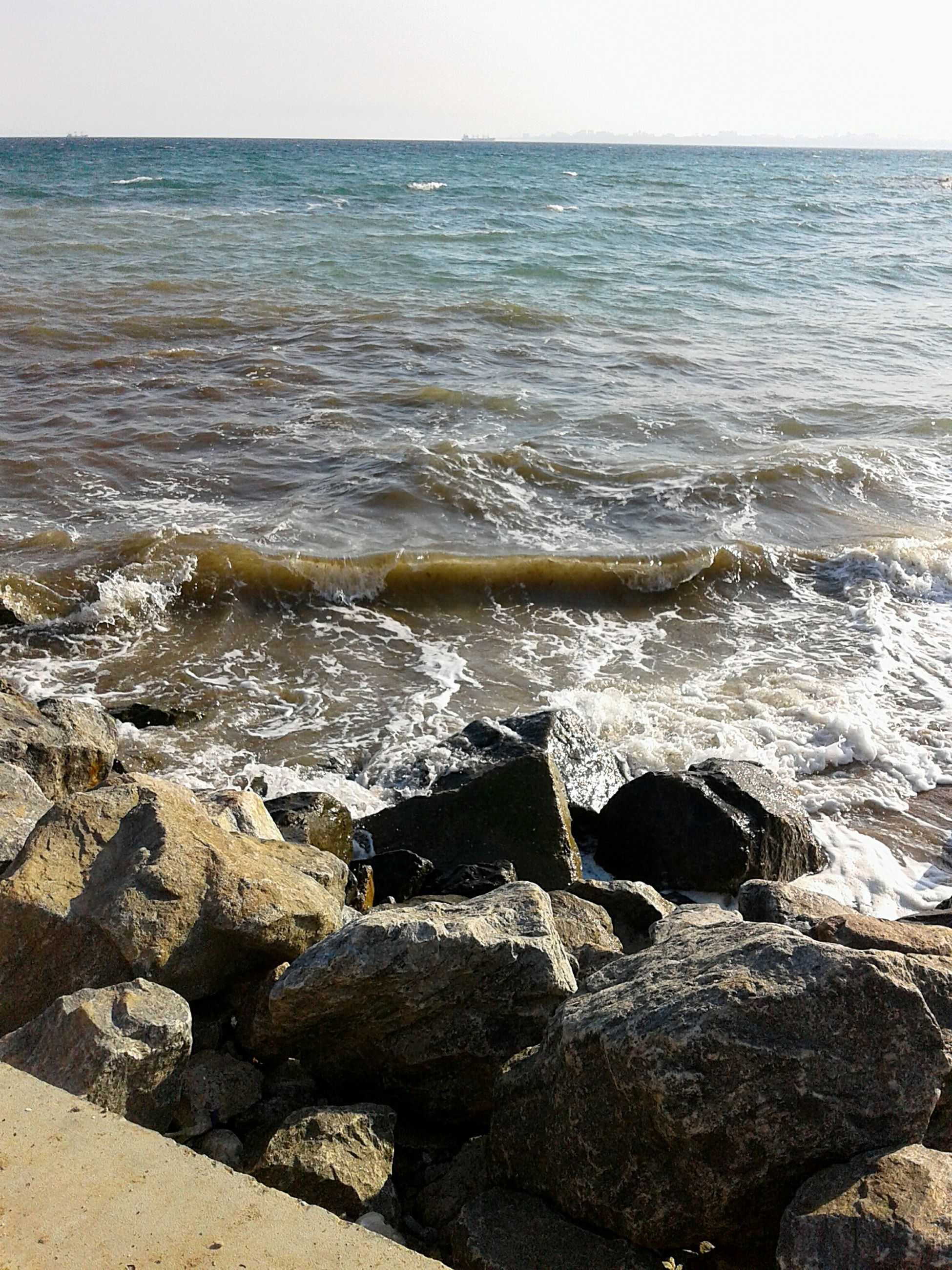 sea, water, beach, nature, horizon over water, sand, sky, scenics, beauty in nature, outdoors, no people, day, tranquility, wave, close-up