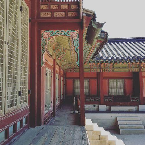 Gyeongbokgung Palace Joseon Dynasty 1392 -1897 Five Centuries Palace Architecture Architecture Tripwithsonmay2017 Tripwithson2017 Seoul Southkorea