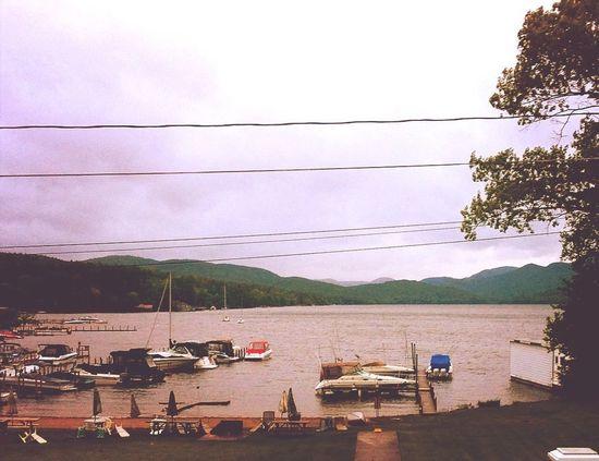 Lakegeorge Marina Boats
