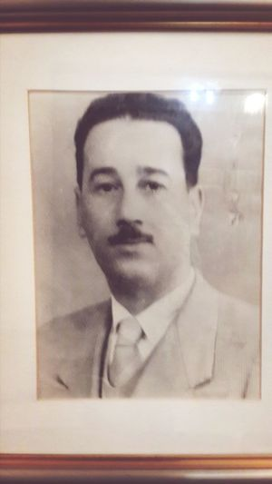 جدي الممثل خليفة_الغدامسي .. الله يرحمه