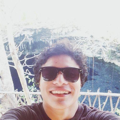 Vacation Selfie Cenotes Love It