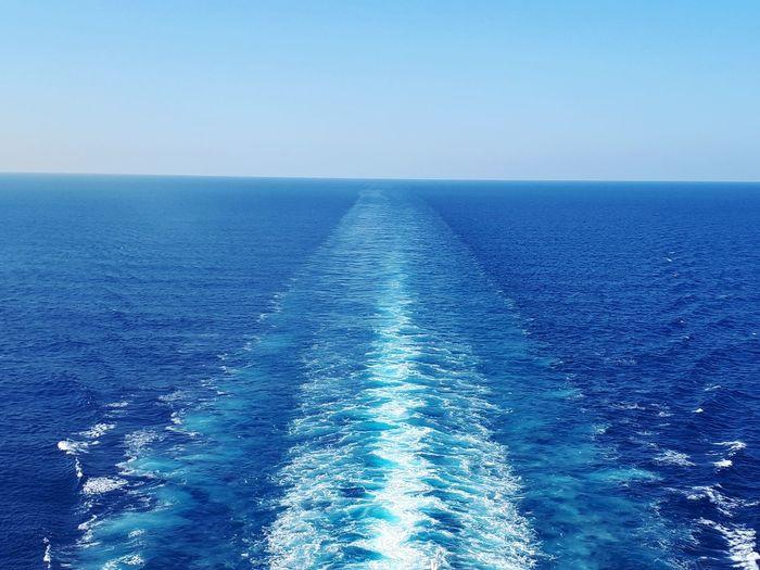 Sea View Blue