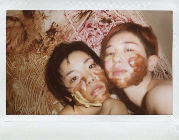 Selfie Self Selfies Selfportrait Film Film Photography Filmphotography チェキ フィルム