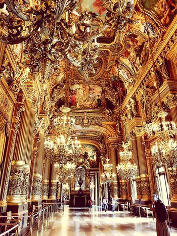Ópera De Paris Opera Garnier Tranquility HistoryIndoors  Architecture Day Religion No People Built Structure Historical Building Paris France 🇫🇷 Francetourism
