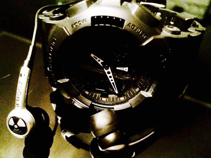 G-Shock baby!!