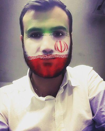 Go Iran!!! 🇮🇷⚽️ #iran #football #asia #syria #worldcup #russia #teammelli
