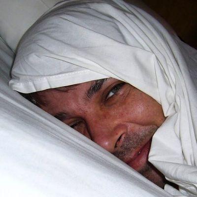 Good Night Selfie Hurghada