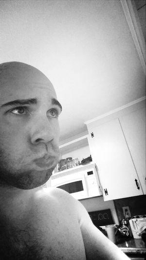 That's Me Post Workout Black & White