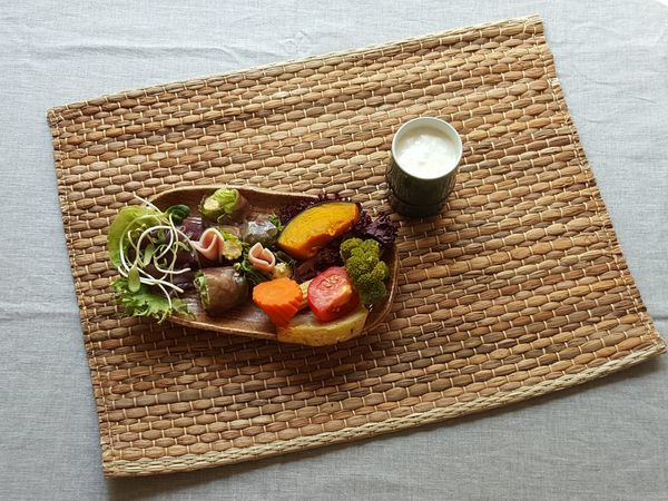 Salad roll Light Meal Salad Time Salad Rolls Salad Homemade Food Mycookingtime Myrecipe Byssnote5 High Angle View Close-up Food And Drink Place Mat Prepared Food Pastry
