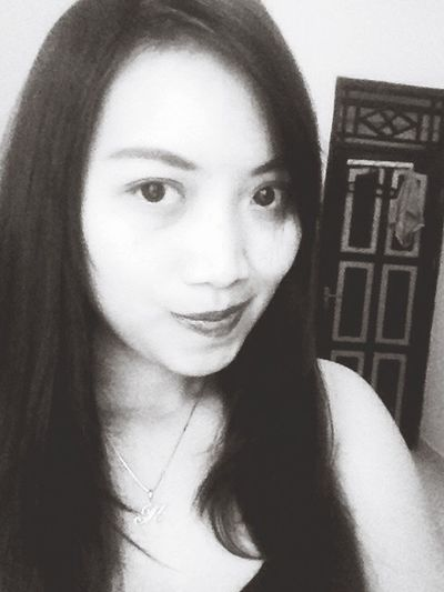 My black and white