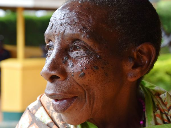 Kyamuhunga Uganda Portrait Beautiful Woman Headshot Women Human Face Front View Close-up Human Eye This Is My Skin