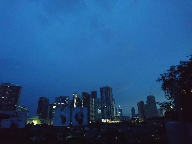 Architecture Cityscape City Building Exterior Urban Skyline City Life Sky Outdoors No People Tree Goodmorning :)