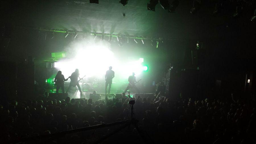 In Flames Concert Kraków, Poland Rock Krakow Poland