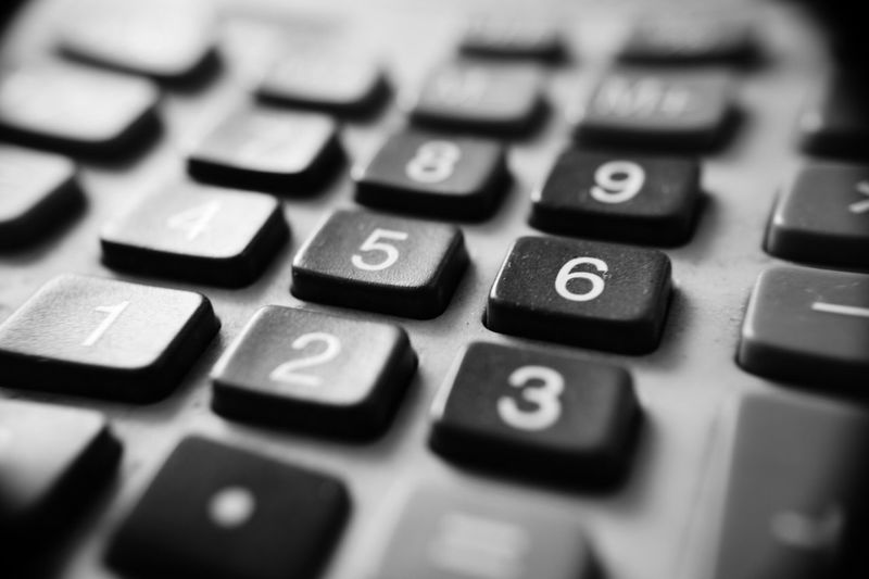 Calculator Number Technology Indoors  Mathematics Selective Focus No People Close-up Finance Computer Keyboard Text Computer Key Keyboard Backgrounds The Architect - 2017 EyeEm Awards