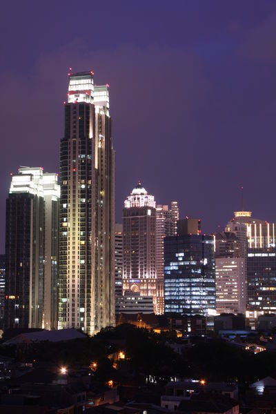City, Long Exposure Architecture Building Exterior Built Structure City Cityscape Growth Illuminated Modern Night No People Outdoors Sky Skyscraper Urban Skyline