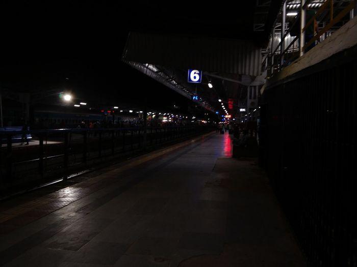 Platform Of