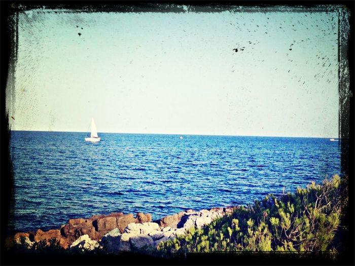 Vaciones, playa, mar y la preciosa naturaleza.