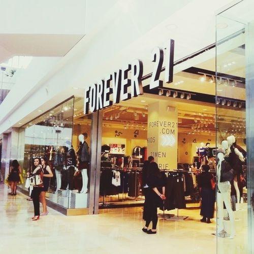 forever 21 gdl plaza galerias
