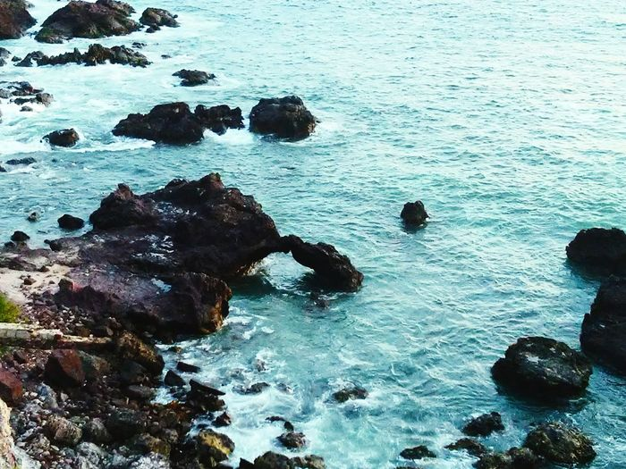 Mazatlan Sinaloa Sea Oceano Pacifico Mexico Hello World