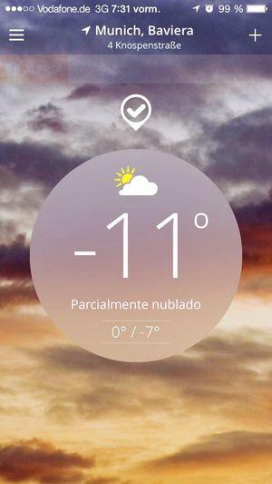 Goodmorning from FreezingLand