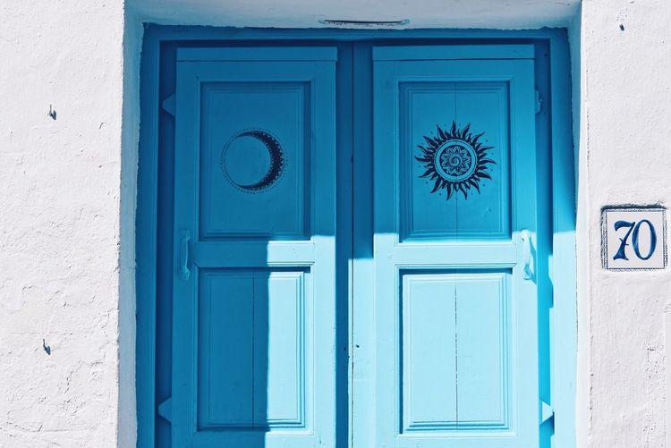 Door Closed Day