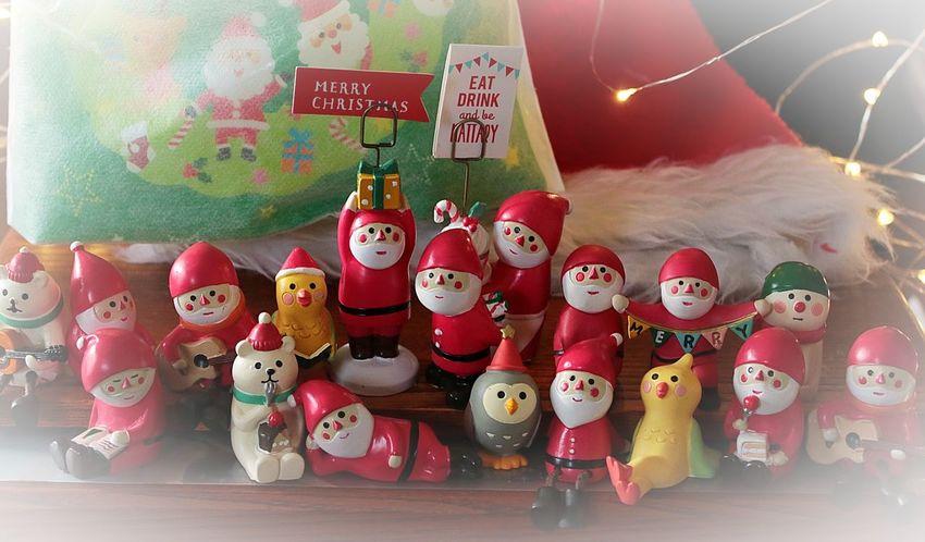 サンタクロース Christmas EyeEm Best Shots みんなで記念撮影♡