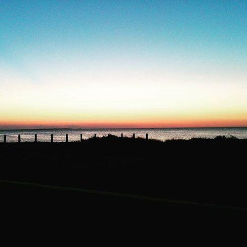 "Jour 06 - ""Not all who wander are lost"" Lifeisgood OBX Hatteras Kittyhawkkites Vacation été2K15 Alaplage Sunset Coucherdesoleil Ocean"
