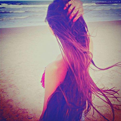 Beach Photography Hair Summer ☀