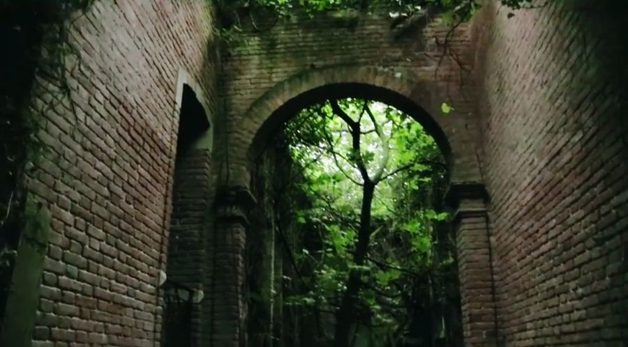 Architecture Brick Wall Arch History Day No People Outdoors Abandoned Abandoned Places AbandonedHospital