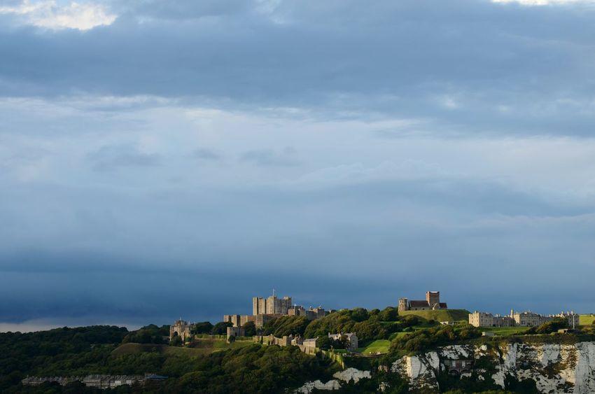 Dover England Dovercastle Castle Castles A6000