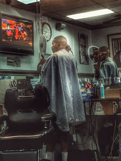 Sometimes you have to do it yourself. Hdr_Collection HDR Barbershop