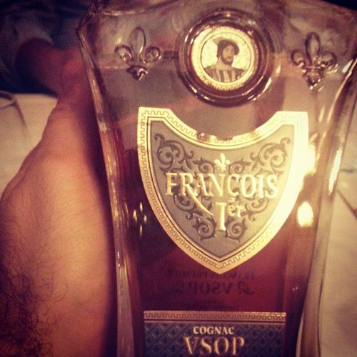 Ahora Cata de Cognac Francois premier VSOP