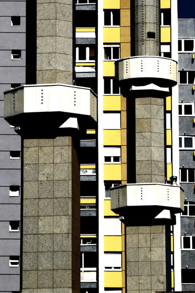 Architecture Building Exterior Built Structure City Communication Day Futuristic Futuristic Architecture No People Outdoors Residential Building Sarajevo Sarajevo Bosnia Sarajevo City Sarajevo Meeting Of Cultures Sarajevo Skyline Sarajevoart Sarajevobosnia Sarajevostyle