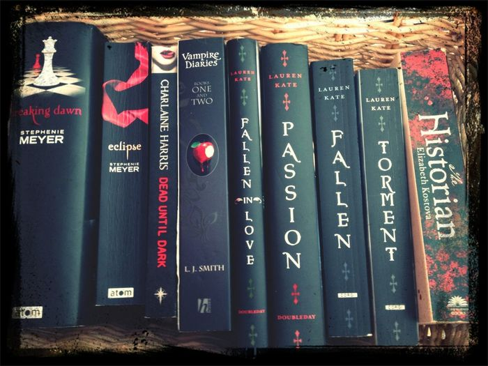 Obsession With Vampires