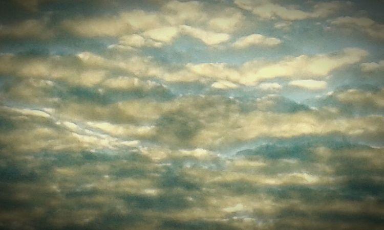Sky, Wolken in der Sonne Textured  Textured Effect Full Frame EyeEmNewHere