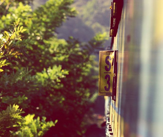 The Journey Is The Destination On The Way India Konkanrailway Bogie Indianrailways Trains Coaches