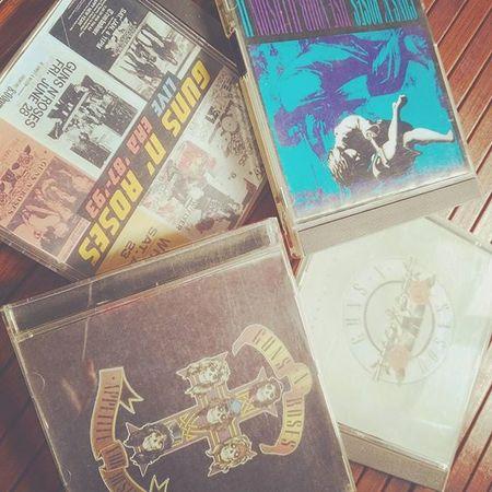 😉👌💪 The boosting of every morning! 🌅⚡💀Youthenergy Mornings Compactdisc Gnr Gunsnroses Music Energymusic Hardrock Goodmornings StartTheDay Morningappettite Rocknroll